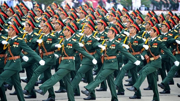 Chi tiết thông tin tuyển sinh các trường Quân đội năm 2018
