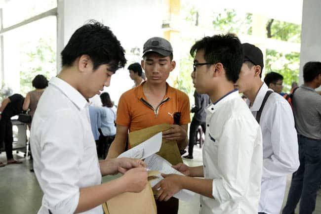 Mẫu phiếu điều chỉnh nguyện vọng xét tuyển đại học năm 2018