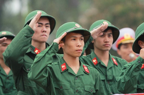 Những bất cập trong công tác tuyển sinh quân sự