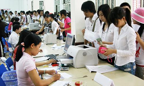 Học phí các trường Đại học tăng đột biến