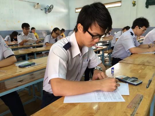 Sẽ tổ chức thi thử cho kì thi THPT quốc gia năm 2007
