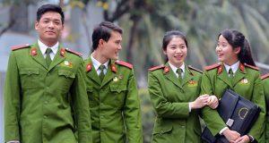 Điều chỉnh nguyện vọng từ trường công an sang quân đội có được không?