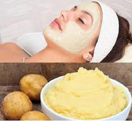Khoai tây làm sáng da một cách hiệu quả, làm se khít lỗ chân lông