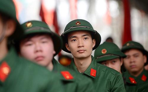 Không thể điều chỉnh nguyện vọng từ trường công an sang quân đội