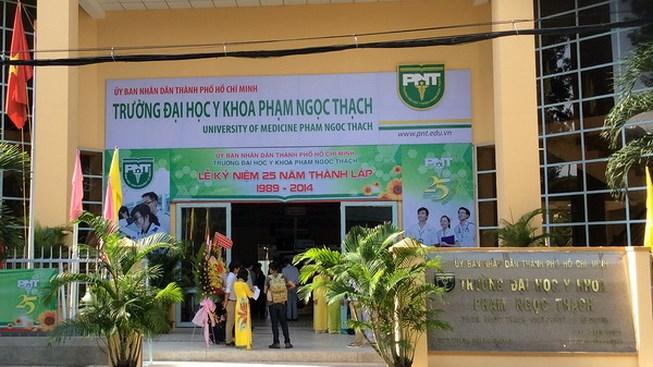Đại học Y Khoa Phạm Ngọc Thạch dành 50% cho thí sinh TPHCM