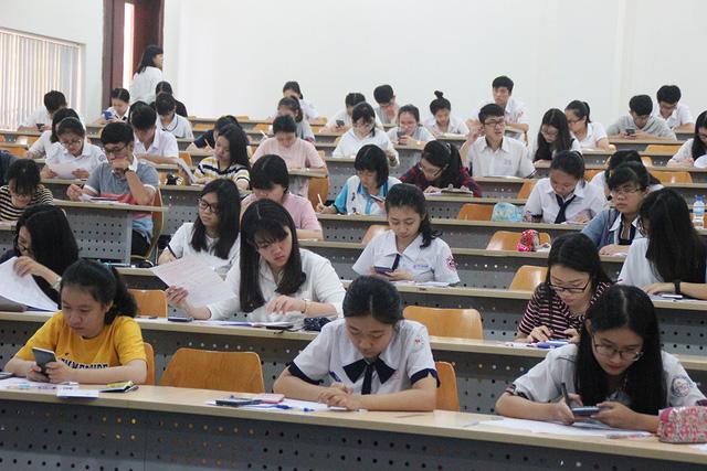 Phương thức tuyển sinh của Đại học quốc tế TP.HCM