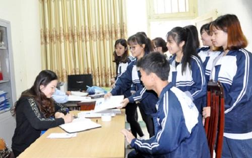 Lệ phí xét tuyển bằng phương thức xét tuyển học bạ THPT