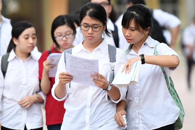 Điểm cộng ưu tiên khu vực trong kỳ thi THPT Quốc gia 2018 theo khu vực tính thế nào?