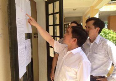 Hà Nội đã hoàn thành công tác chuẩn bị cho kỳ thi THPT quốc gia năm 2018