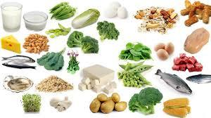 Cung cấp đầy đủ chất dinh dưỡng cho cơ thể khỏe mạnh