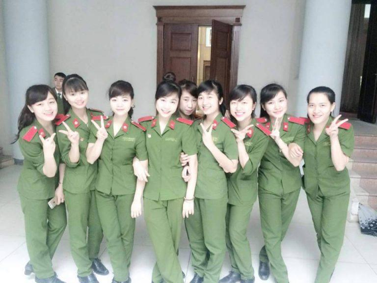 Khối ngành Quân đội, Công an