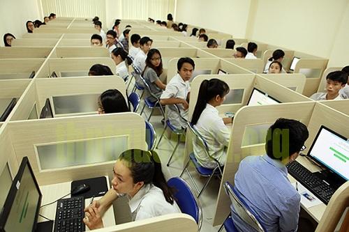 Từ năm 2021 kỳ thi THPT quốc gia sẽ được tổ chức trên máy tính