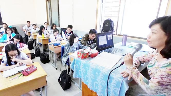 Hướng dẫn thí sinh làm bài tích hợp môn Ngữ văn