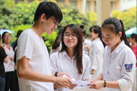 Phần trăm vượt qua kỳ thi thpt quốc gia 2018 của 12 chòm sao