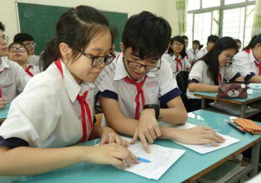Tỷ lệ chọi vào lớp 10 THPT công lập Hà Nội khá cao