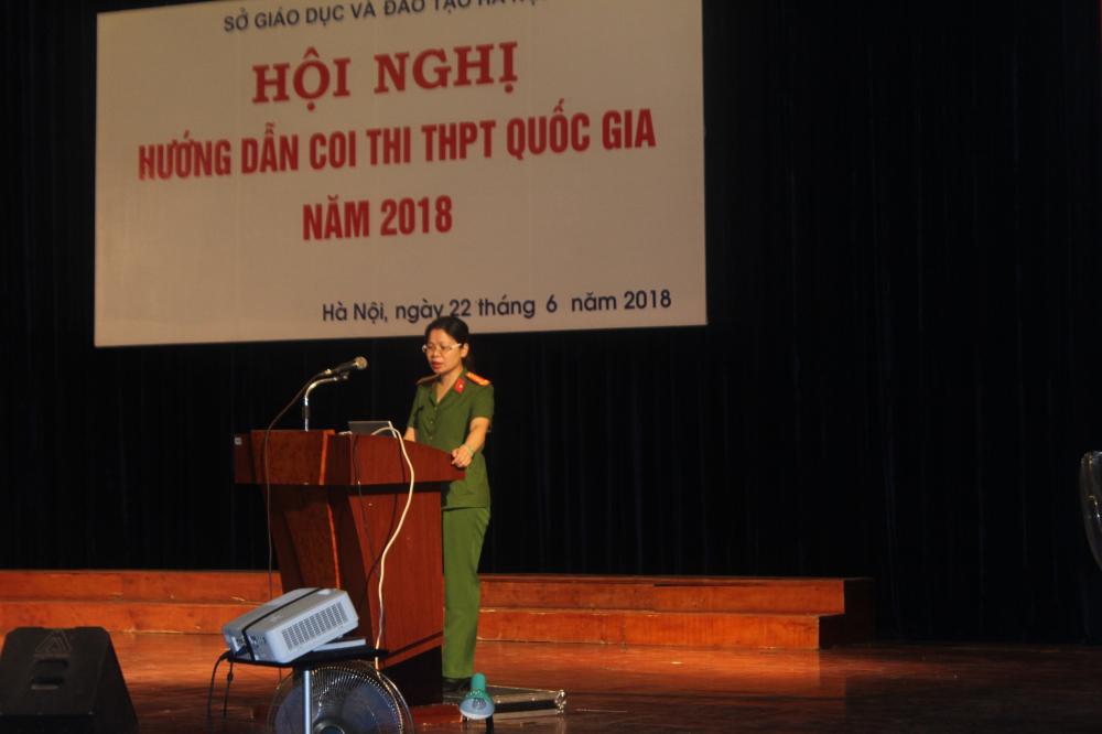 Công an TP Hà Nội cung cấp số điện thoại đường dây nóng