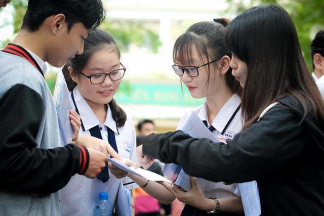 Một số điểm mới trong việc phát đề và thu bài thi THPT Quốc gia cần đặc biệt lưu ý