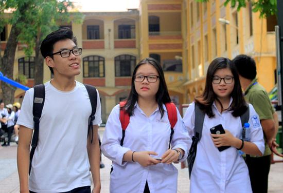 Nhiều trường tiếp tục công bố điểm sàn tuyển sinh năm 2018