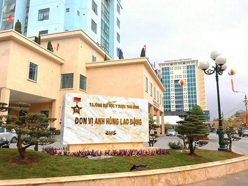 Trường Đại học Y Dược Thái Bình công bố điểm xét tuyển năm 2018