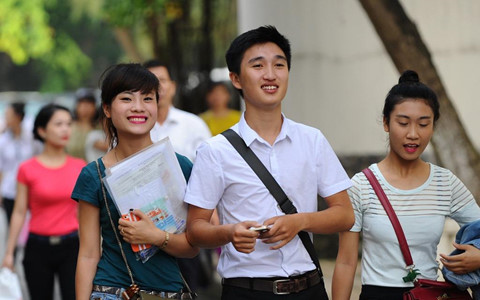 Đại học Luật Hà Nội công bố danh sách các thí sinh đầu tiên trúng tuyển năm 2018
