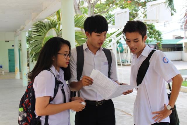 Dự kiến điểm chuẩn Đại học năm 2018 giảm sâu