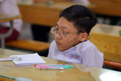 Chàng trai nhỏ mơ ước làm kỹ sư công nghệ thông tin