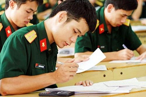 Quy định mới về điểm xét tuyển vào các trường Công an năm 2018