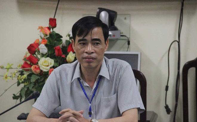ông Nguyễn Đức Lương, Phó giám đốc Sở GD-ĐT Hòa Bình