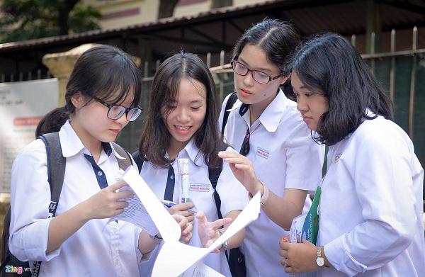 Các dạng bài tập Toán hay gặp trong đề thi THPT quốc gia để lấy điểm 9,10