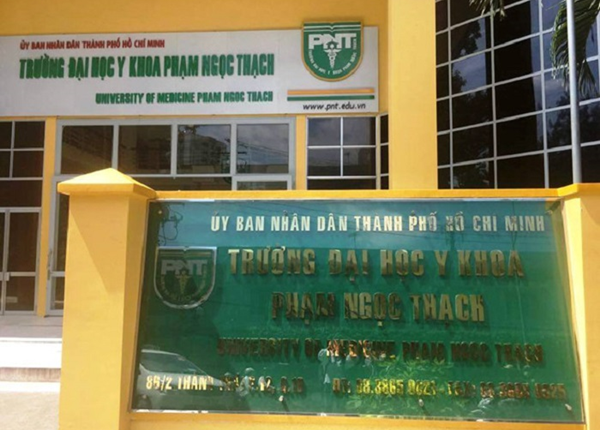 Trường Đại học Y khoa Phạm Ngọc Thạch