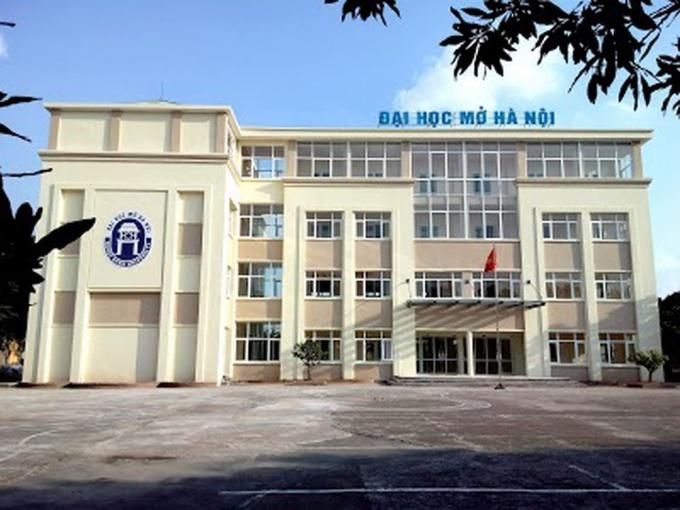 Chỉ tiêu tuyển sinh đại học chính quy dự kiến của Trường Đại học Mở Hà Nội năm 2021