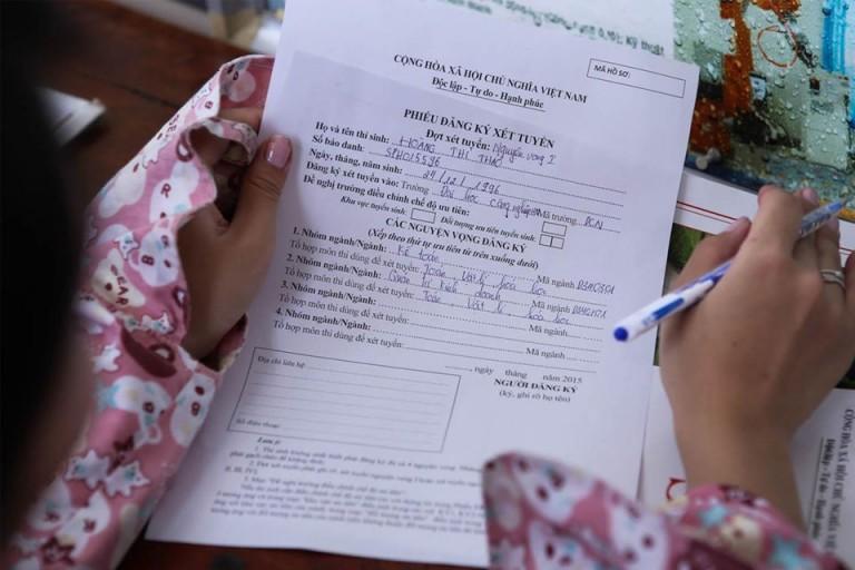 Hướng dẫn cách đăng ký nguyện vọng để tăng cơ hội trúng tuyển Đại học