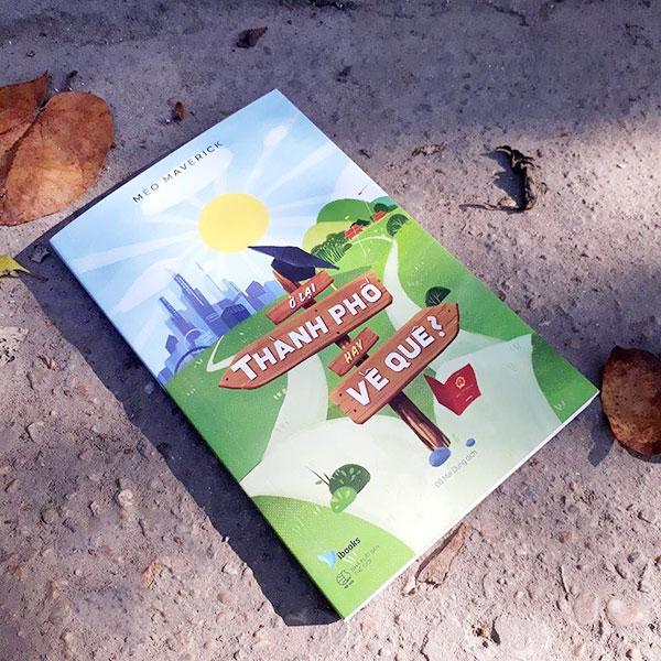 Sách ở lại thành phố hay về quê