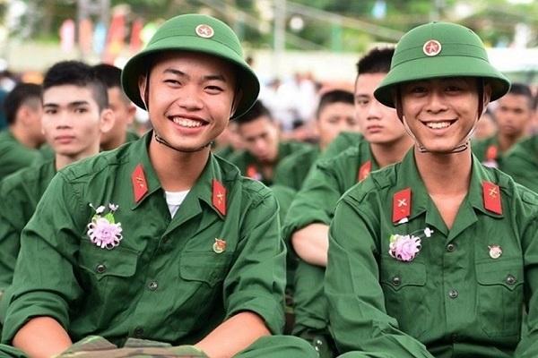 Thông tin tuyển sinh vào các trường quân đội