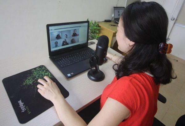 Giáo viên nên thay đổi tâm thế dạy online trong mùa dịch