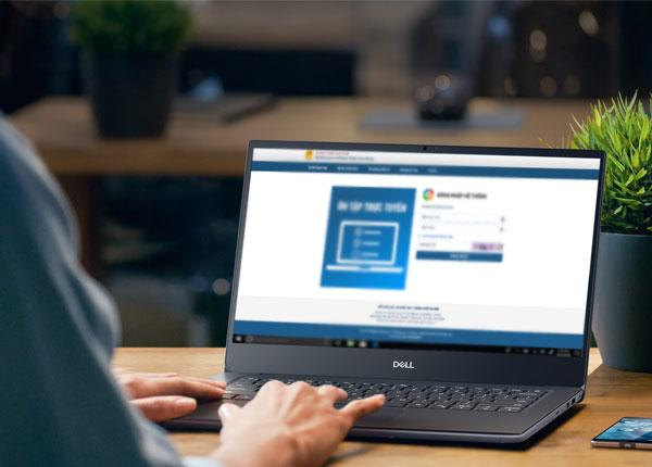 Học online ngày càng quen thuộc đối với sinh viên nhiều trường