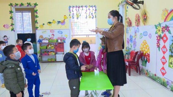 Cơ sở giáo dục mầm non mới được triển khai tổ chức hoạt động giữ trẻ trong hè năm 2021