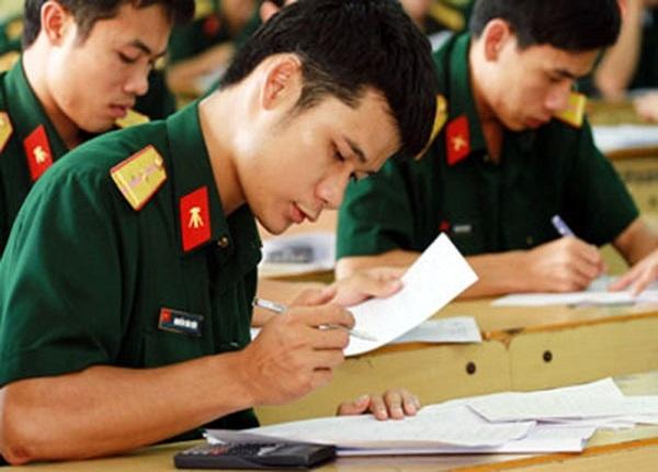 <center><em>Đối tượng được ưu tiên xét tuyển vào trường quân đội năm 2021 (ảnh minh họa)</em></center>