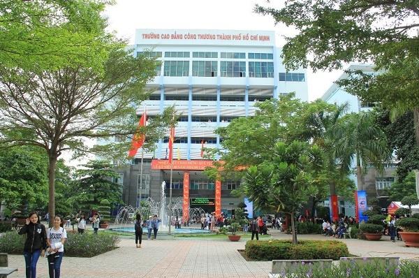 Thông tin trường Cao đẳng Công Thương TPHCM tuyển sinh năm 2021