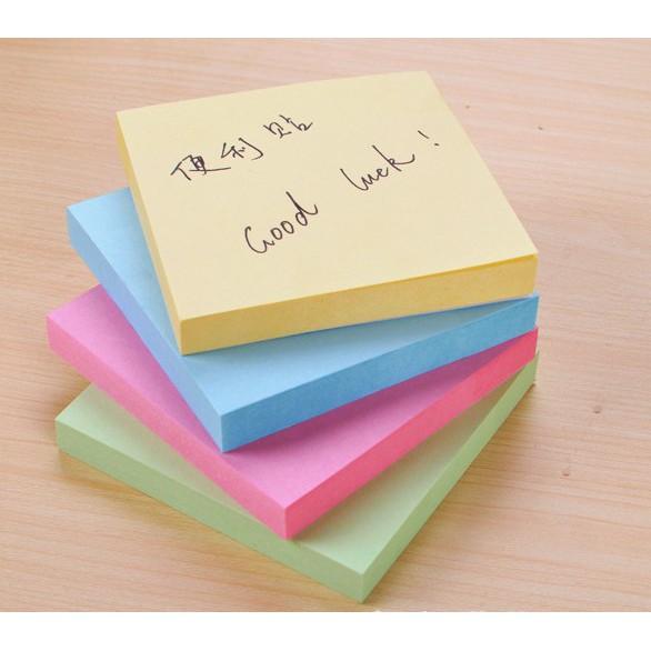 Những tấm giấy note nhỏ sẽ thật sự có ích cho việc học tập