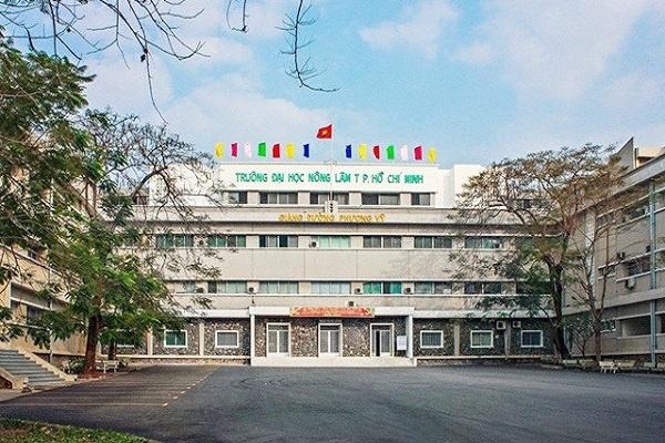 Thông tin tuyển sinh năm 2021 Trường Đại học Nông Lâm TPHCM