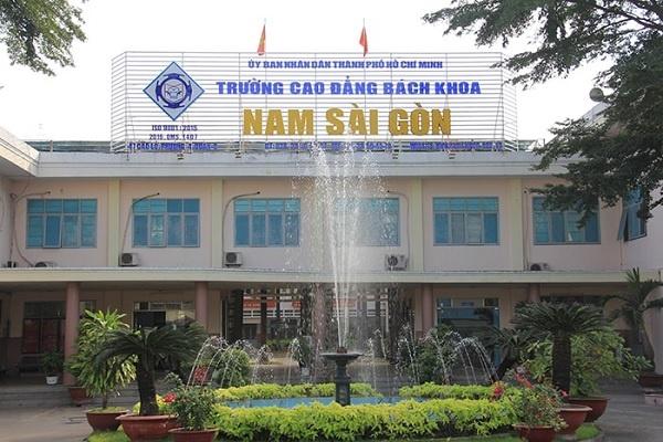 Cao đẳng Bách khoa Nam Sài Gòn tuyển sinh chính quy năm 2021