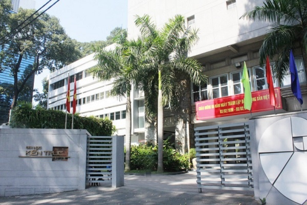 Đại học Kiến Trúc TPHCM thông báo điểm chuẩn trúng tuyển năm 2021