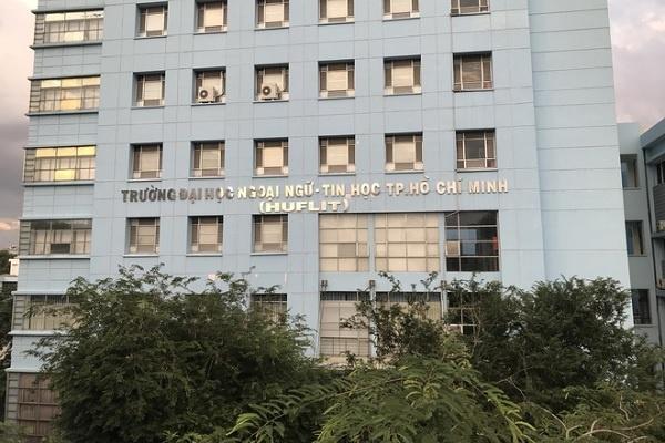 Đại học Ngoại ngữ - Tin học TPHCM công bố điểm trúng tuyển đợt 1/2021