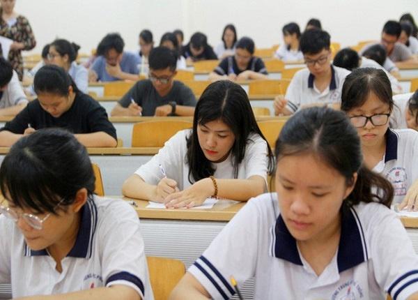 <center><em>Thí sinh tham gia kỳ thi DGNL (ảnh mình họa)</em></center>