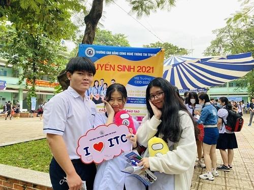 Trường Cao đẳng CNTT TPHCM thông báo tuyển sinh chính quy năm 2021