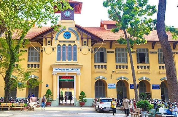 Điểm chuẩn ĐGNL Trường Đại học Sài Gòn năm 2021