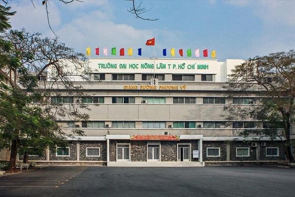 Điểm sàn Đại học Nông Lâm TPHCM năm 2021 từ 16 - 21 điểm