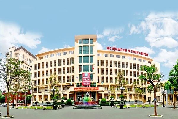 Học viện Báo chí Tuyên truyền công bố điểm chuẩn xét học bạ THPT 2021