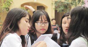 Bãi bỏ quy định cộng điểm tuyển sinh